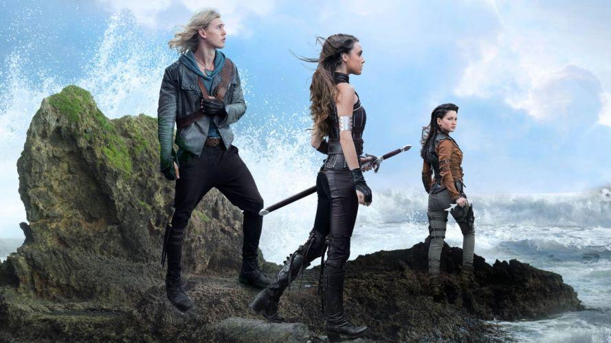 las cronicas de Shannara serie tv fantastica wallpaper