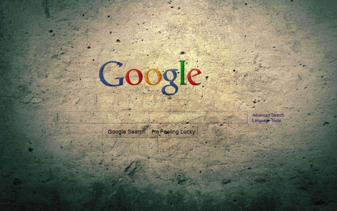 google pagina web pared wallpaper
