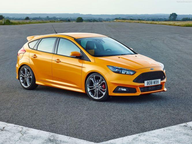 Ford Focus ST 2015 wallpaper