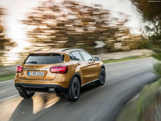 Mercedes Benz 2017 GLA cars suv wallpaper