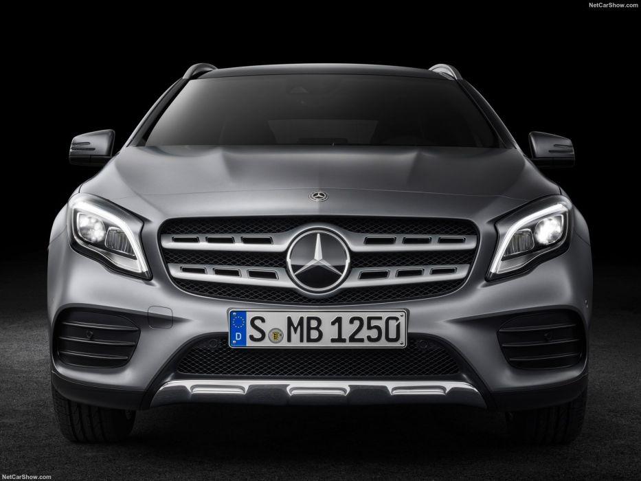 Mercedes Benz 2017 GLA cars suv wallpaper