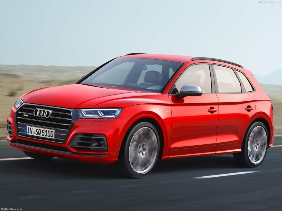Audi SQ5 cars suv 2017 TFSI wallpaper