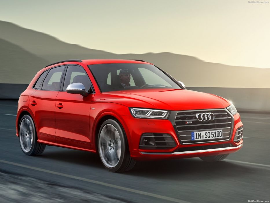 Audi SQ5 cars suv 2017 TFSI wallpaper