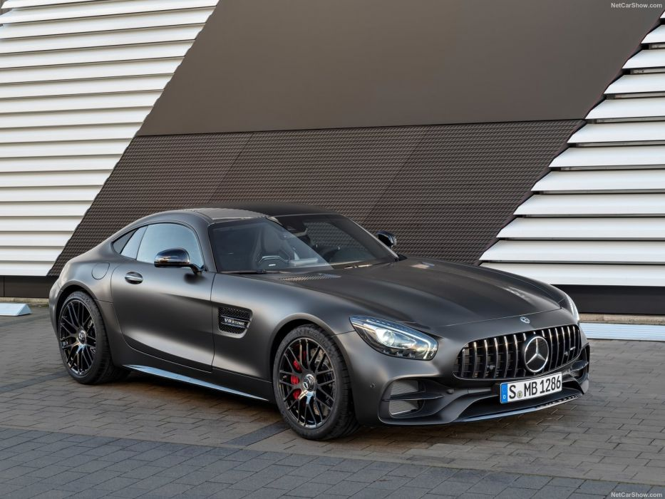 Mercedes Benz AMG GTC Edition (50) cars 2017  wallpaper