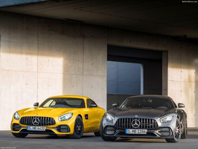 Mercedes Benz AMG GTC Edition (50) cars 2017 wallpaper