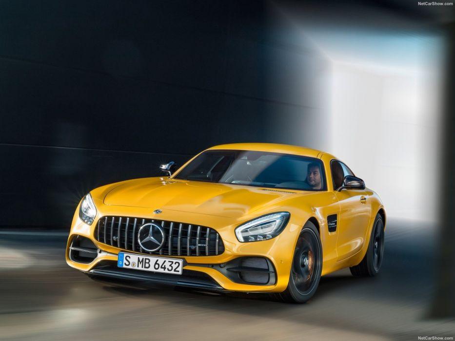 Mercedes Benz AMG GTs cars 2017  wallpaper