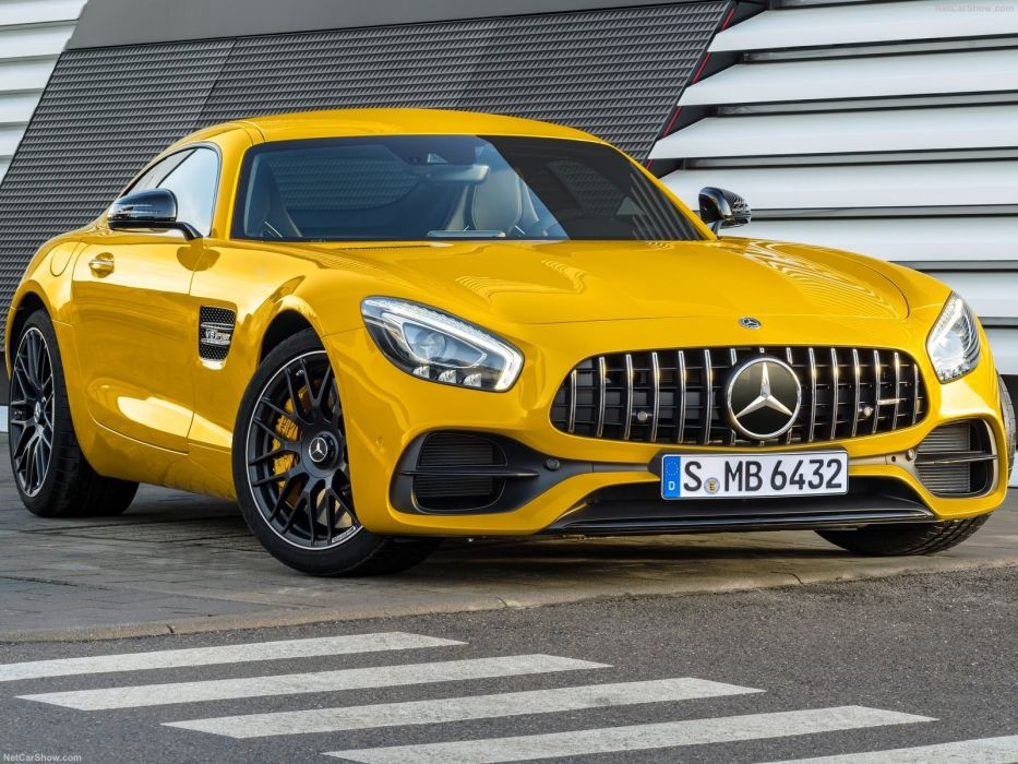 Mercedes Benz AMG GTs cars 2017  wallpaper