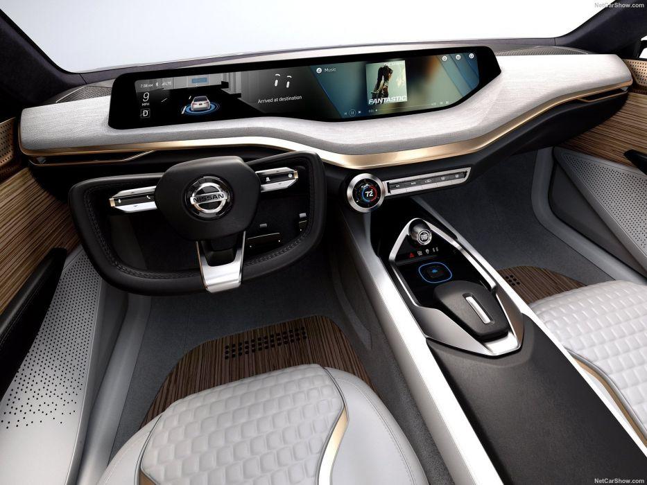 2017 Nissan Vmotion (2 0) Concept cars wallpaper