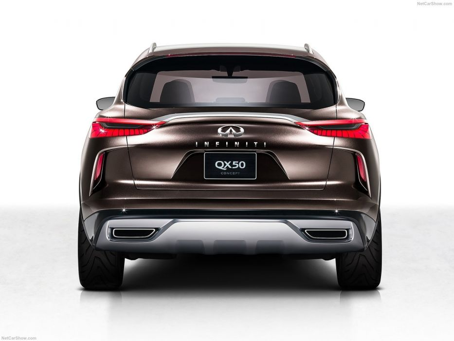 2017 Infiniti QX50 suv Concept cars wallpaper