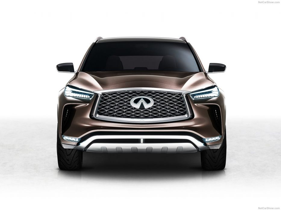 2017 Infiniti QX50 suv Concept cars wallpaper