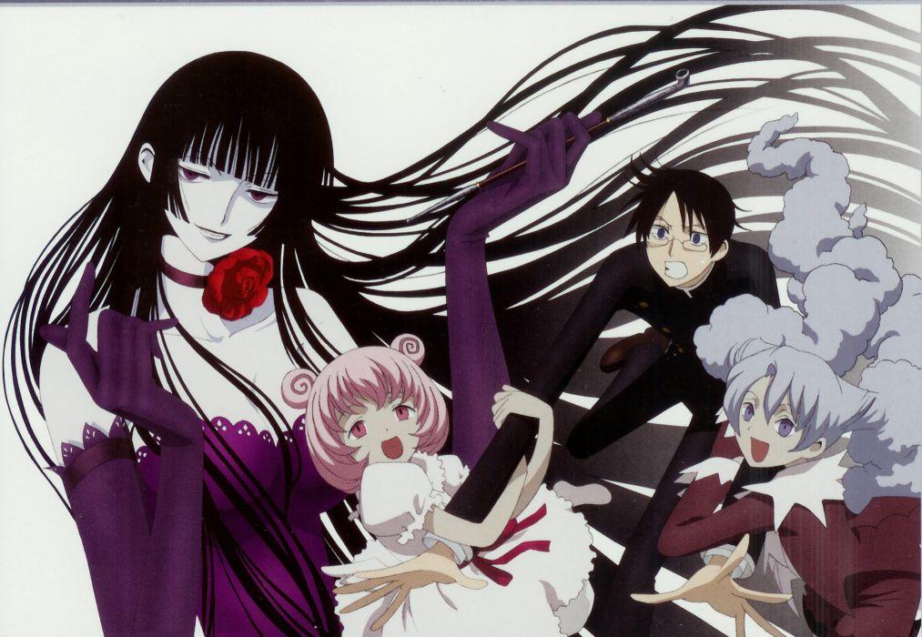 anime xxxHOLiC Series OVA Yuuko Ichihara Character Moro-dashi Character wallpaper