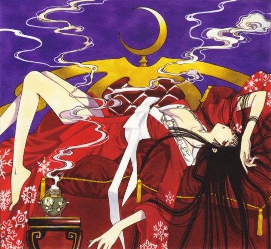 anime xxxHOLiC Series OVA Yuuko Ichihara Character anime wallpaper