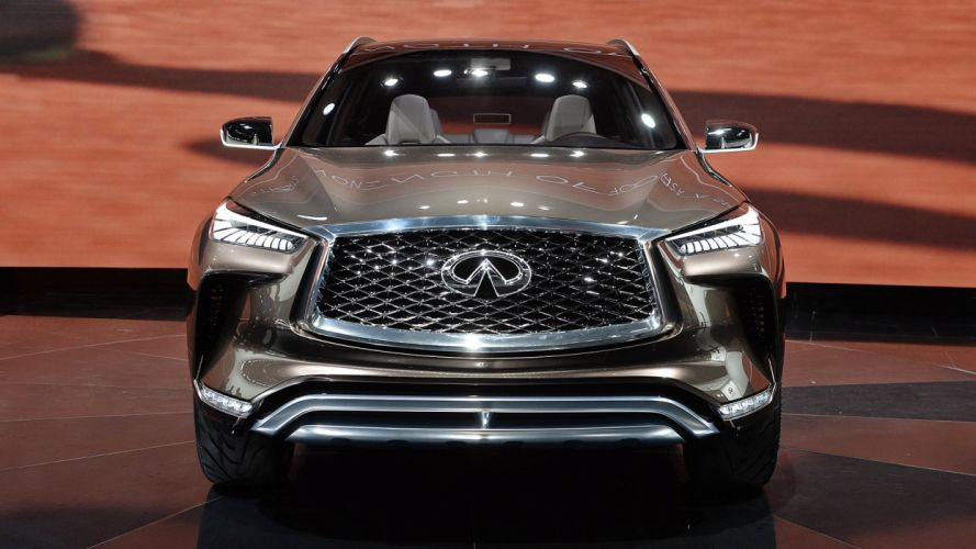 Infiniti QX50 Concept cars 2017 wallpaper