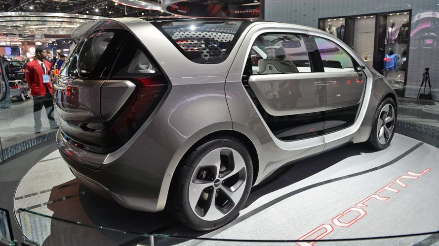 Chrysler Portal Concept cars 2017 wallpaper