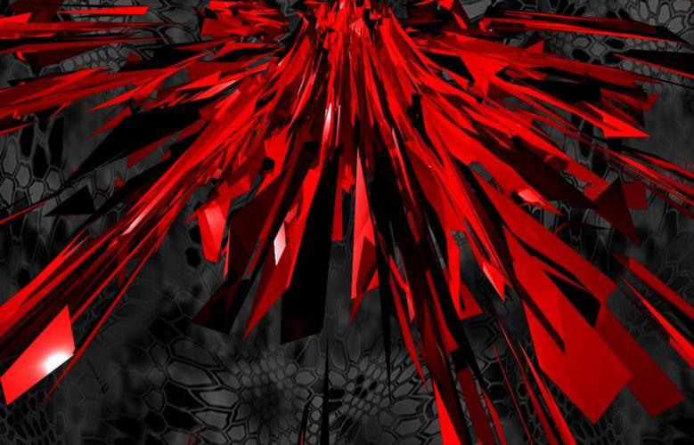 SSM Red Fathom wallpaper