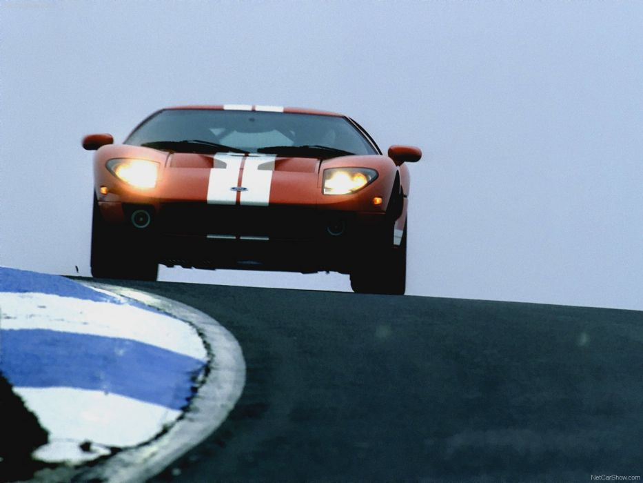 Ford GT 2005 wallpaper