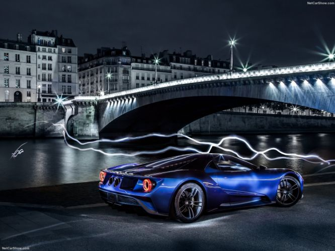 Ford GT 2016 wallpaper