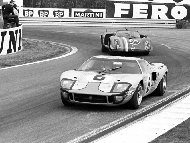 Ford GT40 wallpaper