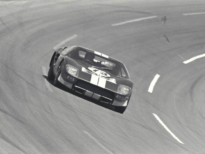 Ford GT40 wallpaper