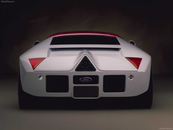 Ford GT90 Concept 1995 wallpaper