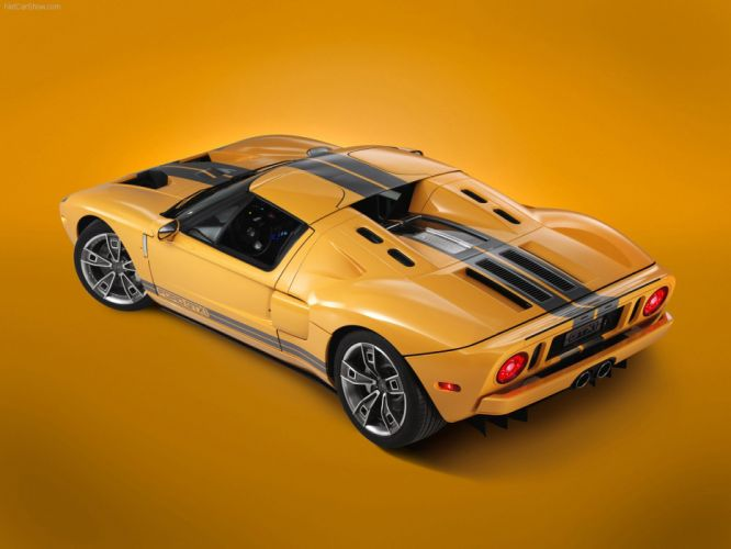 Ford GTX1 Roadster 2005 Concept wallpaper