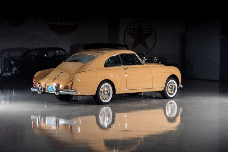 Bentley (S1) Continental Sports Saloon Mulliner LHD cars classic 1956 wallpaper