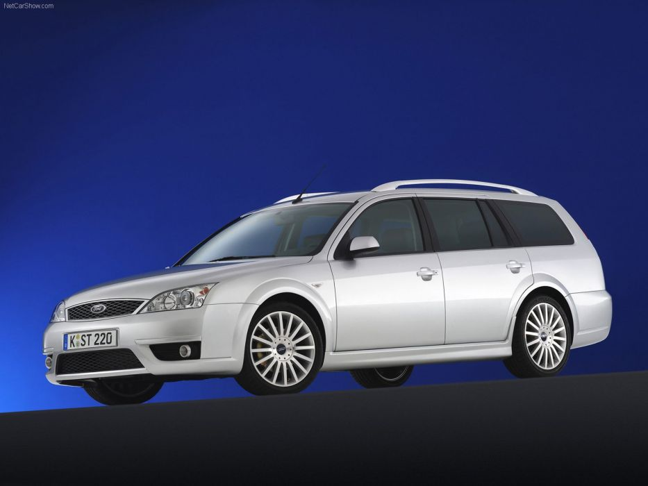 Ford Mondeo ST220 Estate 2005 Station Wagon wallpaper
