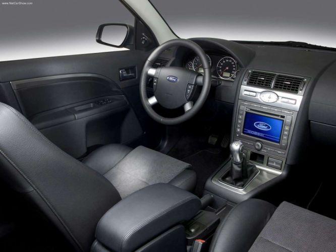 Ford Mondeo Titanium V6 2004 wallpaper