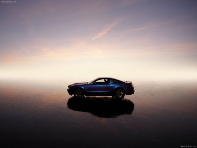 Ford Mustang GT 2010 wallpaper
