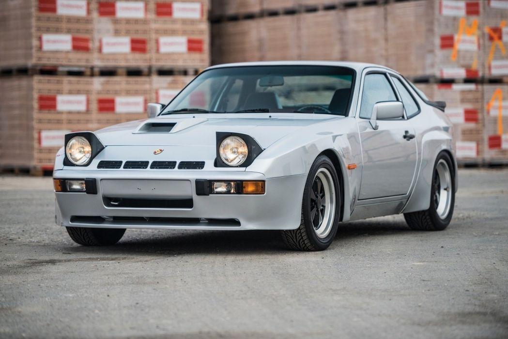 Porsche 924 Carrera (GT) (937) cars 1981 wallpaper