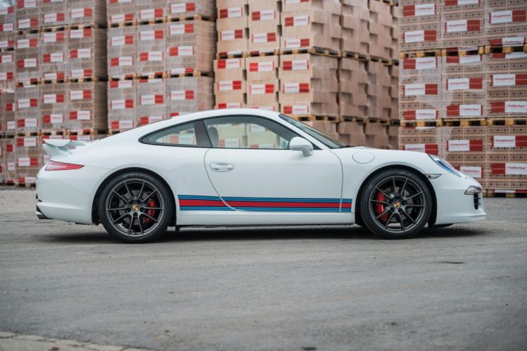 Porsche 911 Carrera (S) Martini Racing (991) cars 2014 wallpaper