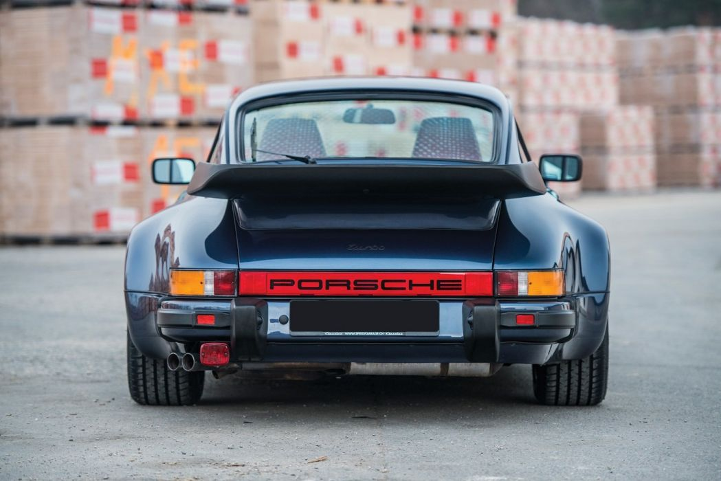 Porsche 911 Turbo (3 3) Coupe (SE) Flachbau (930) cars 1986 wallpaper
