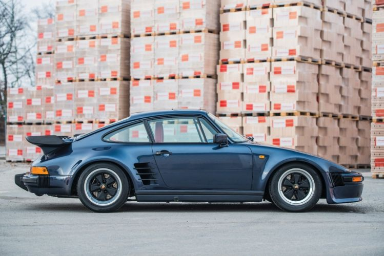 Porsche 911 Turbo (3 3) Coupe (SE) Flachbau (930) cars 1986 wallpaper