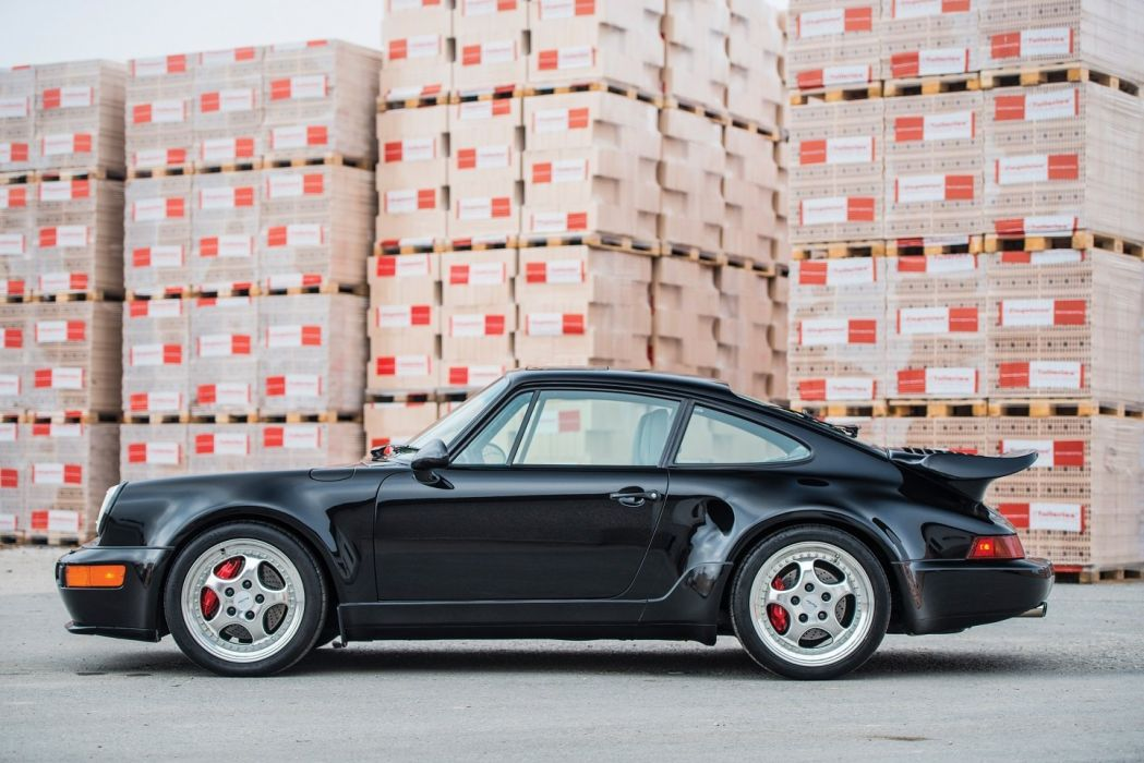 Porsche 911 Turbo (S) (3 6) Coupe (964) cars 1993 wallpaper