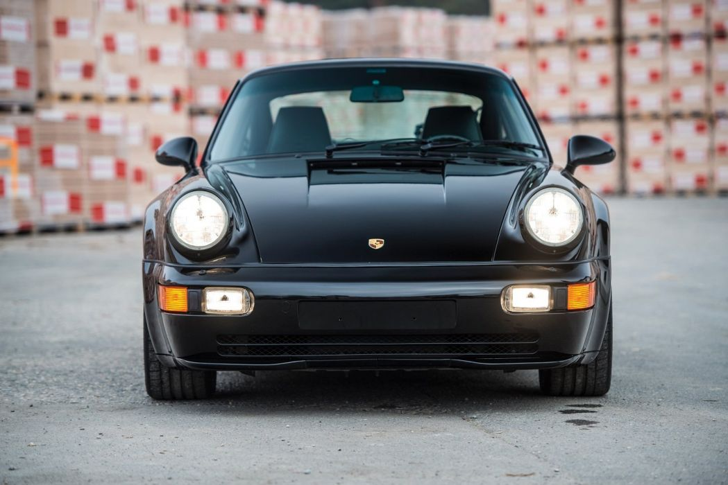 Porsche 911 Turbo (S) (3 6) Coupe (964) cars 1993 wallpaper