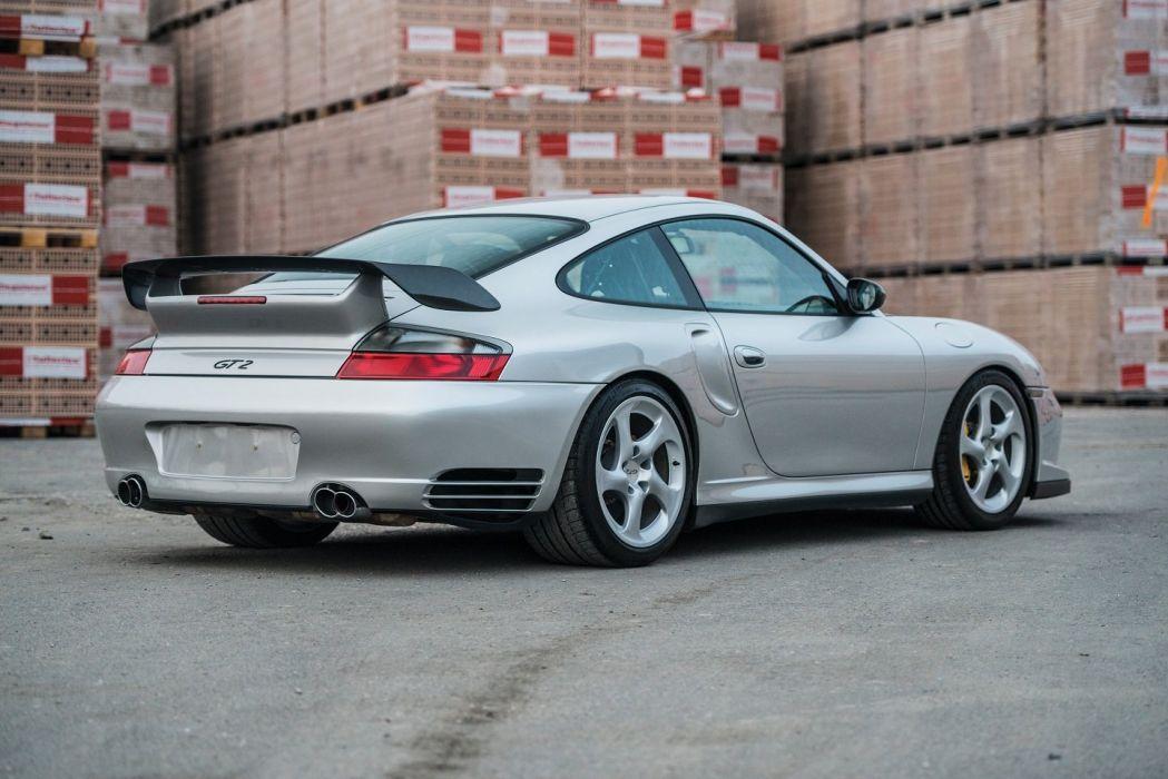 Porsche 911 GT2 Clubsport (996) cars 2003 wallpaper