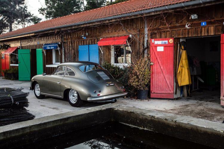 Porsche 356A 1600 (GS) Carrera (GT) Coupe (T1) cars 1956 wallpaper