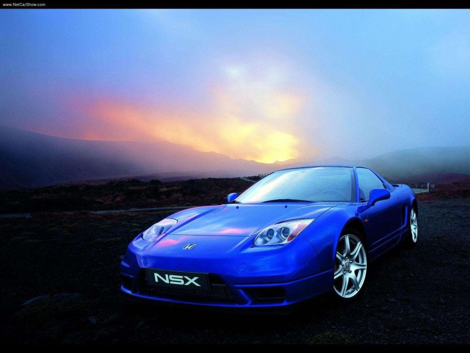 Honda NSX 2002  wallpaper
