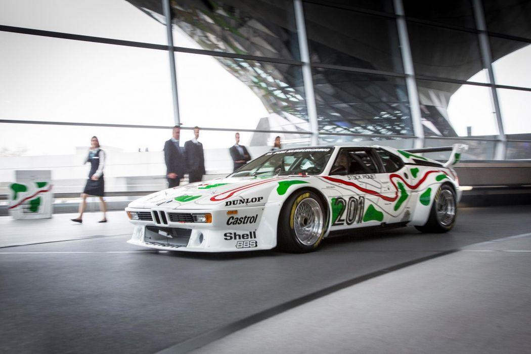 BMW M1 Nurburgring Paint Race Car wallpaper