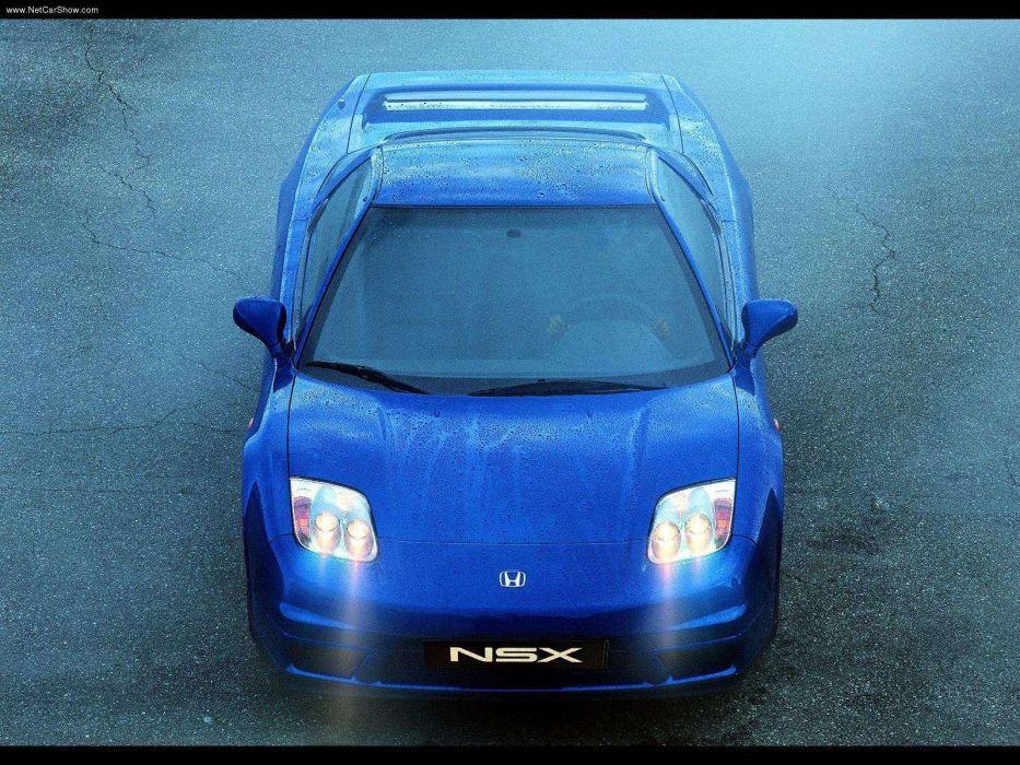 Honda NSX 2002  wallpaper