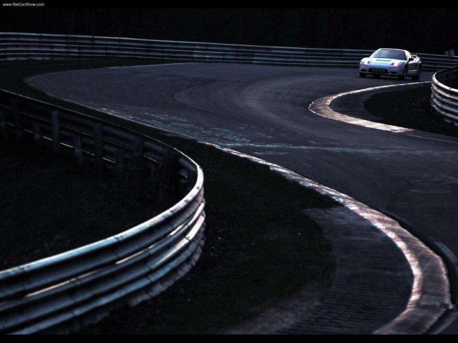 Honda NSX R 2001 wallpaper