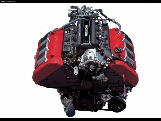 Honda NSX R 2001 Engine wallpaper
