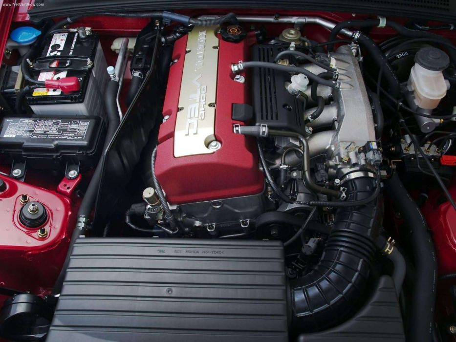 Honda S2000 Engine wallpaper