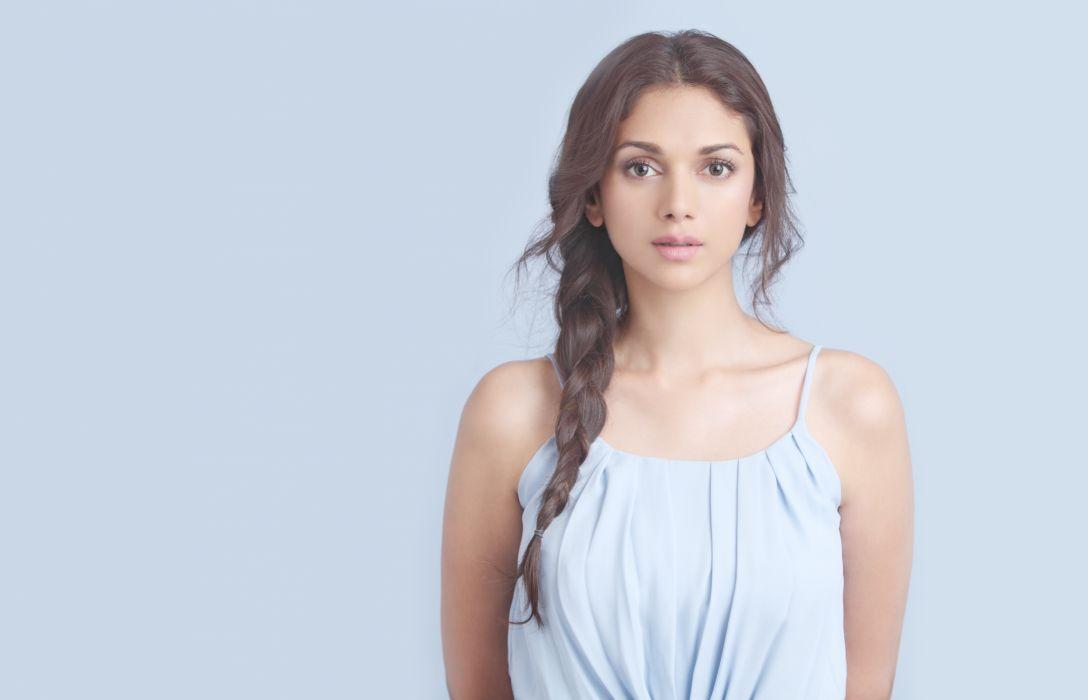 aditi rao hydari bollywood actress celebrity model girl beautiful brunette pretty cute beauty sexy hot pose face eyes hair lips smile figure indian wallpaper