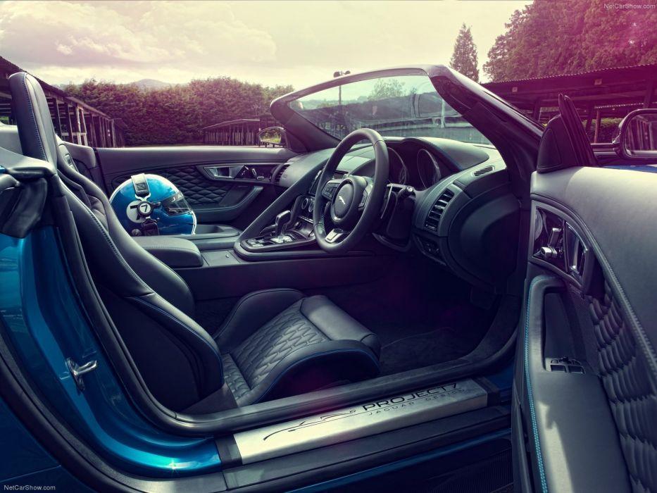 Jaguar F-Type Project 7 Concept 201 wallpaper