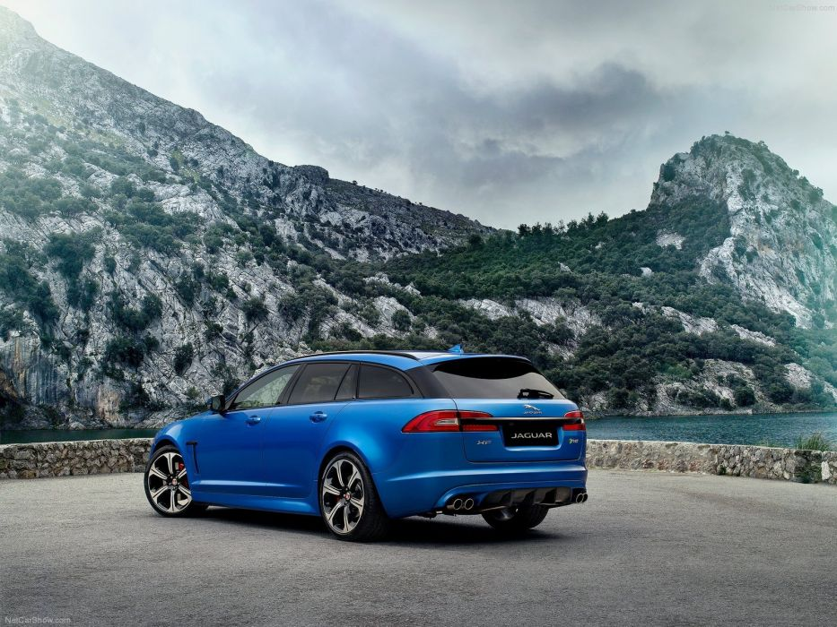Jaguar XFR S Sportbrake  wallpaper