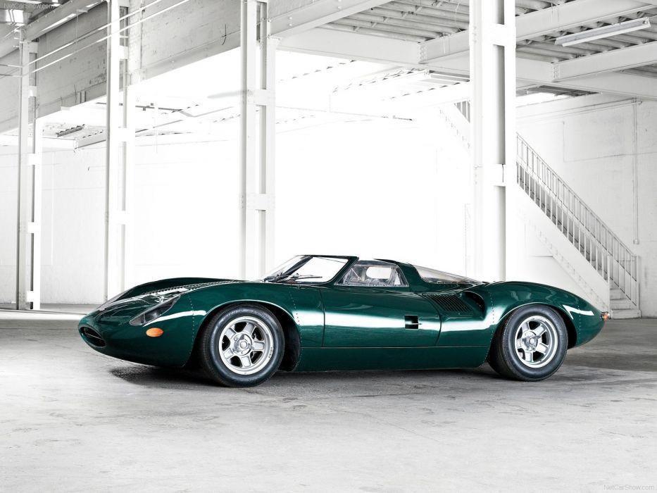 Jaguar XJ13 Classic wallpaper