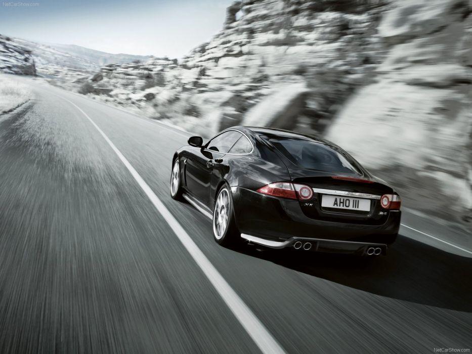 Jaguar XKR S 2009 wallpaper