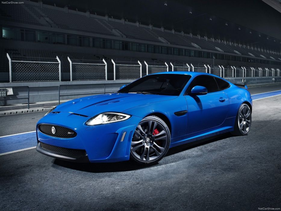 Jaguar XKR S 2012 wallpaper