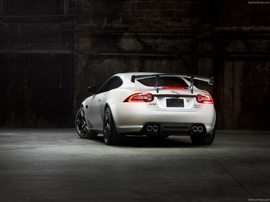 Jaguar XKR S GT 2014 wallpaper